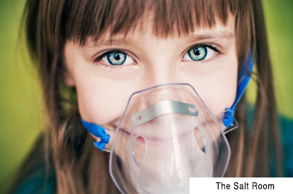 Cystic Fibrosis | Salt Room Winter Haven