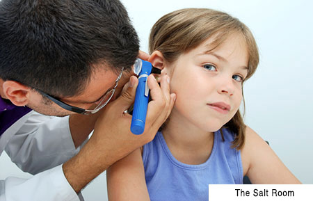 Ear Infections | Salt Room Winter Haven